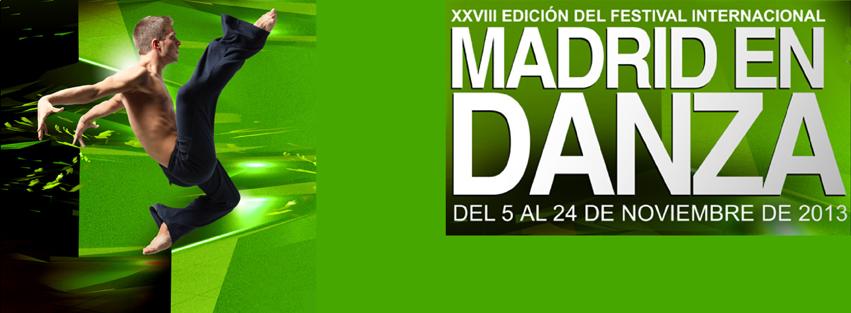 Festival Internacional Madrid en Danza