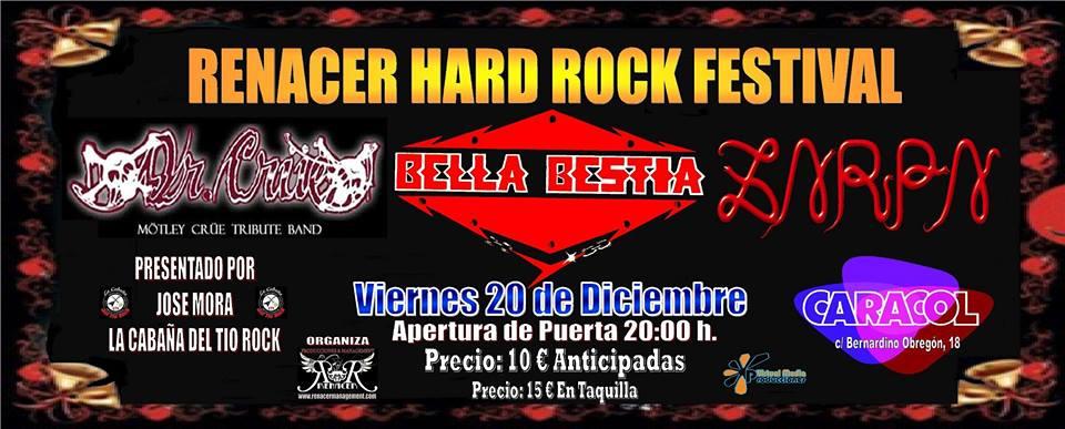 Renacer Hard Rock Festival