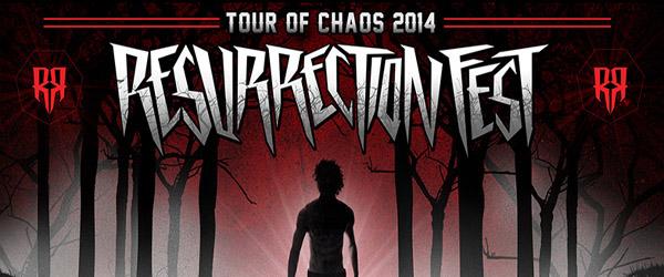 Tour Of Chaos