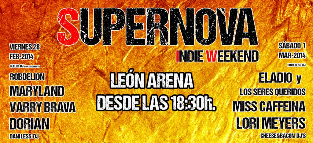 Supernova Indie Weekend