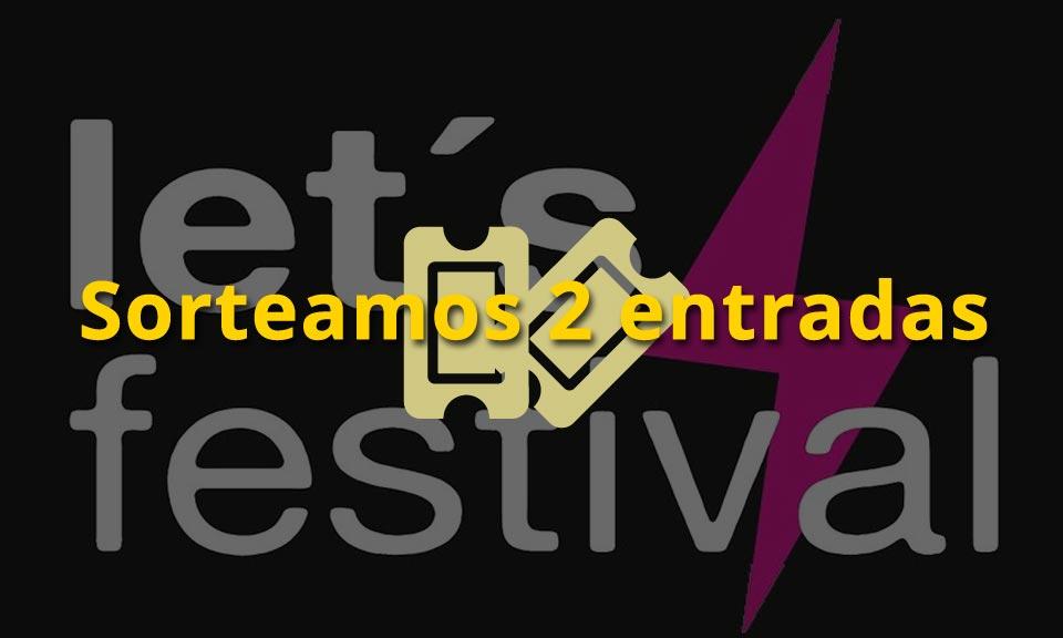Lets Festival sorteo