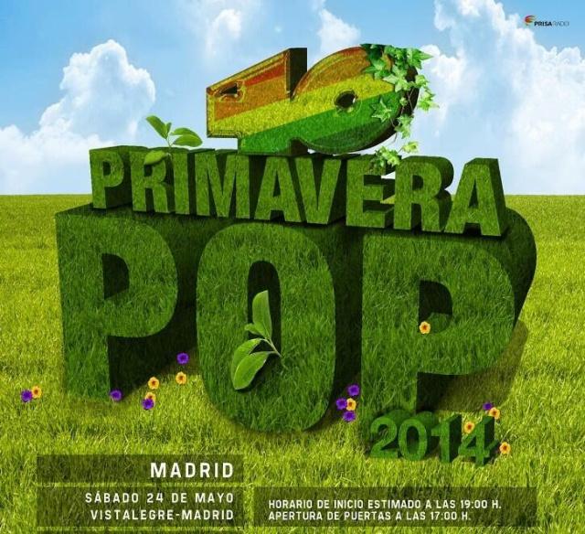 Primavera Pop 2014